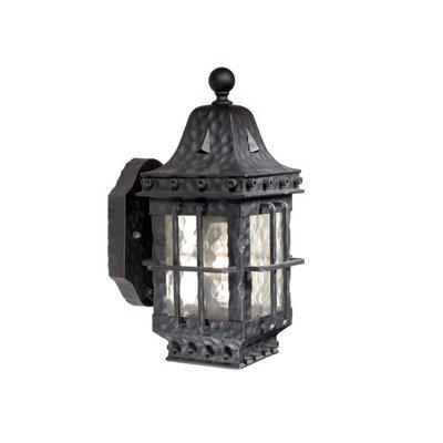 Vaxcel Edinburgh 1 Light Wall Lantern