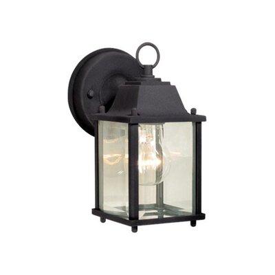 Vaxcel Millard 1 Light Wall Lantern