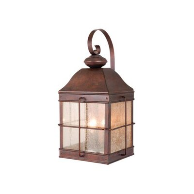 Vaxcel Revere 3 Light Wall Lantern