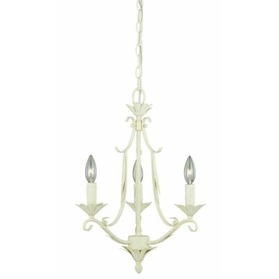 Austen 3 Light Mini Chandelier Product Photo