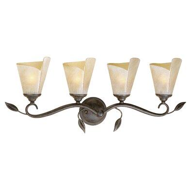 Vaxcel Capri 4 Light Vanity Light