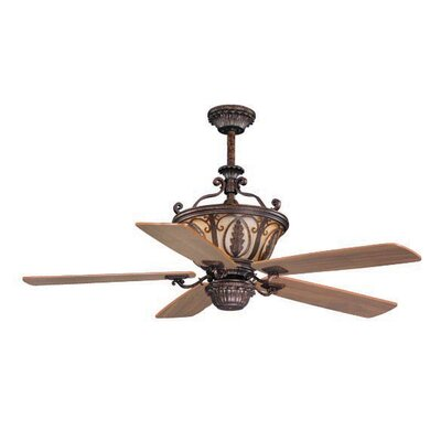 Dynasty 5 Blade Ceiling Fan Product Photo