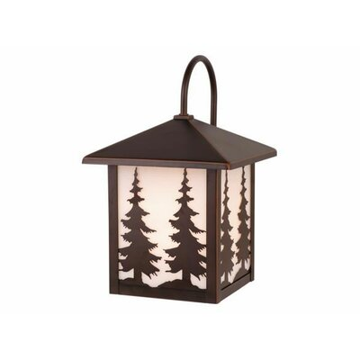 Vaxcel Yellowstone 1 Light Wall Lantern