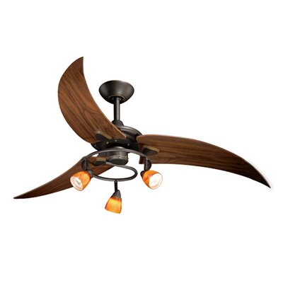 Picard 3 Blade Ceiling Fan Product Photo