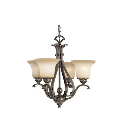 Monrovia 4 Light Chandelier Product Photo