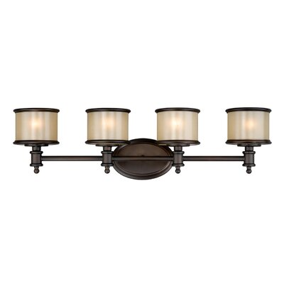 Carlisle 4 Light Vanity Light Product Photo