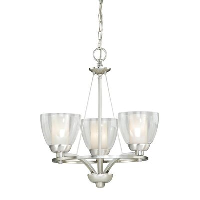 Asti 3 Light Chandelier Product Photo