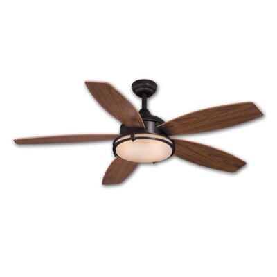 Taliesin 5 Blade Ceiling Fan Product Photo