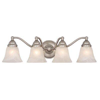 Standford 4 Light Vanity Light Product Photo