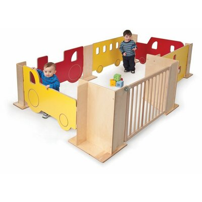 """Whitney Brothers 27"""" Room Divider Gate"""