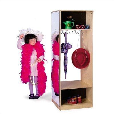 Whitney Brothers Mirrored Wardrobe