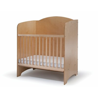 Whitney Brothers Privacy Infant Convertible Cribwith Mattress