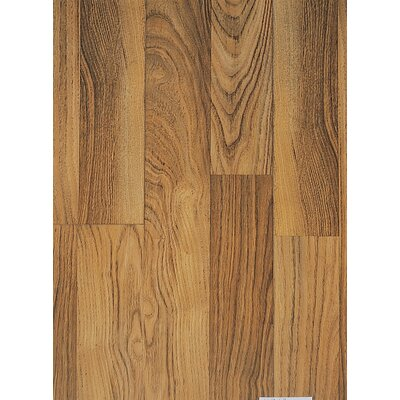 """Quick-Step Classic 8"""" x 47"""" x 8mm Chestnut Laminate in Chestnut Double Plank"""