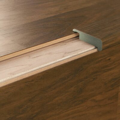 """Quick-Step 0.78"""" x 2.25"""" x 94"""" Stair Nose in Walnut"""