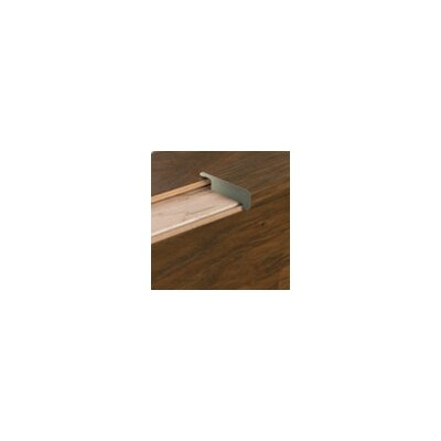 Quick-Step Overlap Stair Nose in Walnut