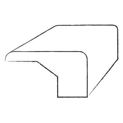 Kahrs 1.2'' x 78'' Oak Square Nose