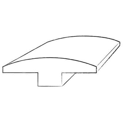 Kahrs 1.2'' x 78'' Oak T-Molding