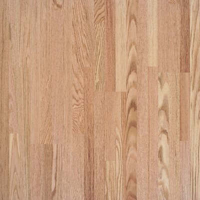 "Kahrs American Naturals 3-Strip 7-7/8"" Engineered Red Oak Chicago Builder Flooring"