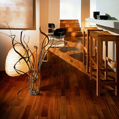 "Kahrs World Naturals 7-7/8"" Engineered Jatoba La Paz Hardwood Flooring"