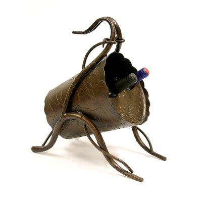 Creative Creations seancastoArtDeco Two Wine Bottle Ice Bucket