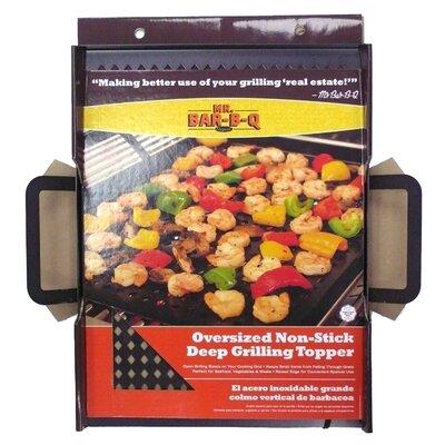 Mr. Bar-B-Q Non-Stick Grilling Topper
