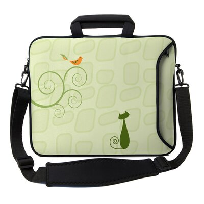Executive Sleeves Patience PC Laptop Bag by Designer Sleeves