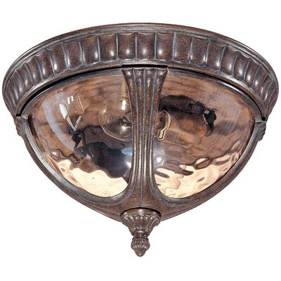 Beaumont 2 Light Flush Mount Product Photo