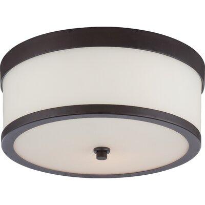 Celine 2 Light Flush Mount Product Photo