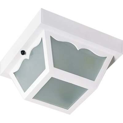 Carport 1 Light Flush Mount Product Photo