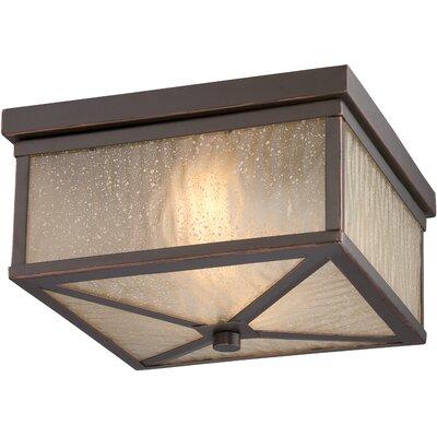 Haven 2 Light Flush Mount Product Photo