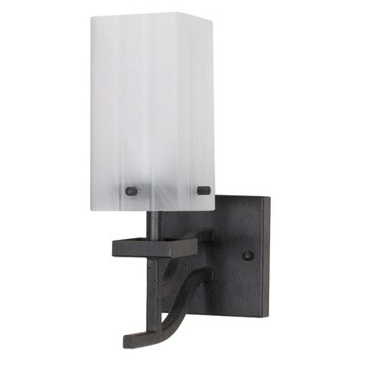 Nuvo Lighting Cubica  1 Light Wall Sconce