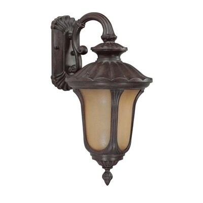 Nuvo Lighting Beaumont 1 Light Wall Lantern