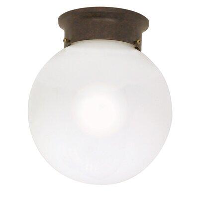 Nuvo Lighting Semi Flush Mount