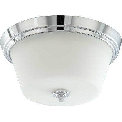 Bento 2 Light Flush Mount by Nuvo Lighting