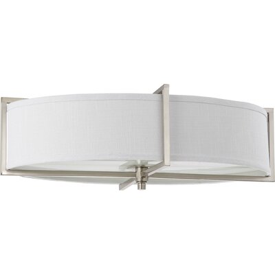 Portia 6 Light Flush Mount - Energy Star Product Photo