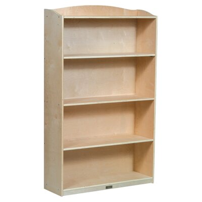 """Guidecraft Single-Sided 60"""" Bookcase"""