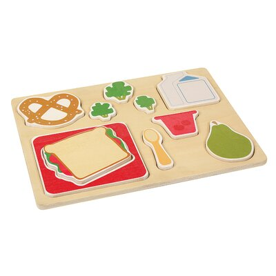 Lunch Sorting Food Tray by Guidecraft