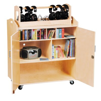 Guidecraft 2 Door Storage Cabinet