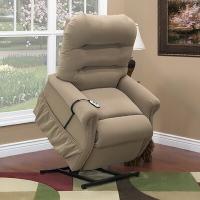 Med-Lift 30 Series 3 Position Lift Chair with Extra Magazine Pocket
