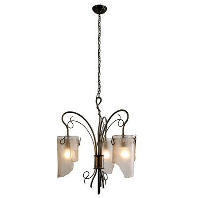 Soho 3 Light Mini Chandelier Product Photo