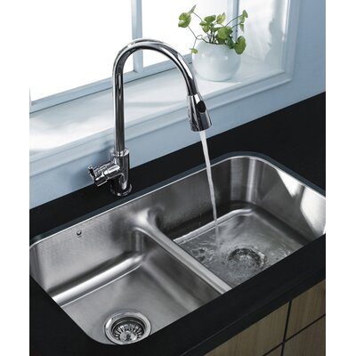 Rodeo One Handle Single Hole Pull Out Kitchen Faucet Product Photo