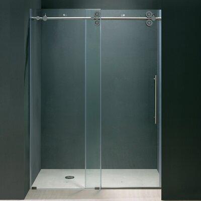 """74"""" x 72"""" Sliding Shower Door Product Photo"""