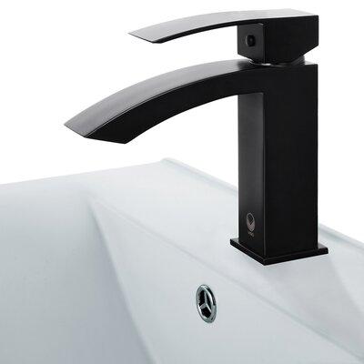 Satro Single Lever Matte Faucet Product Photo