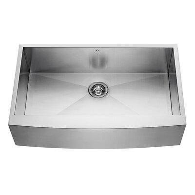 """36"""" Farmhouse Kitchen Sink Product Photo"""