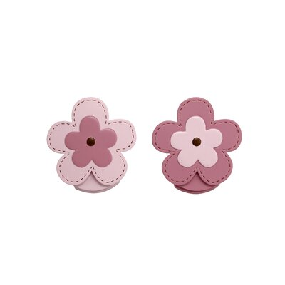 Flower Wall Decor Clip by NoJo