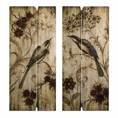 Norida Bird Canvas Art by IMAX