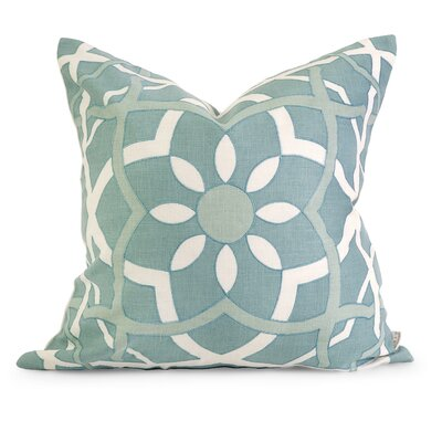 IK Lomasi Cotton Throw Pillow by IMAX