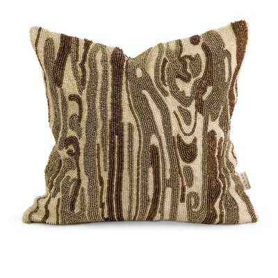 IK Lavitra Cotton Throw Pillow by IMAX