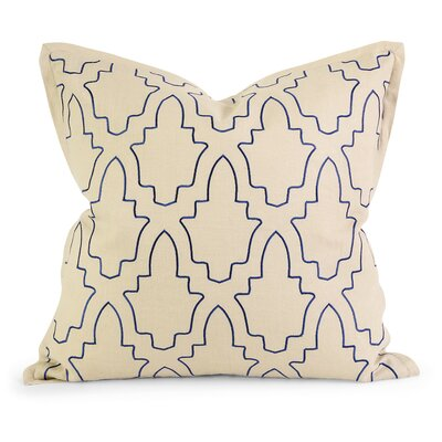 IK Eliso Linen Throw Pillow by IMAX