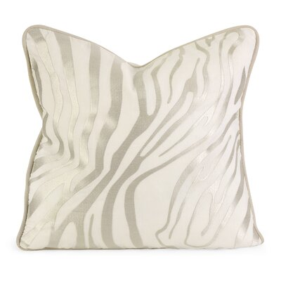 IK Bahari Linen Throw Pillow by IMAX